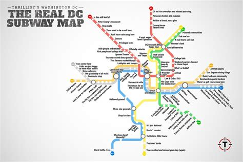 seattle map joke thrillist just created the most accurate d c metro map