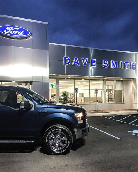 Dave Smith Ford by Dave Smith Ford Demander Un Devis Concessionnaire Auto