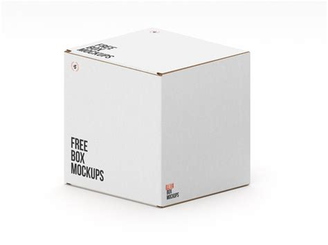 7 free psd box mockups free design resources