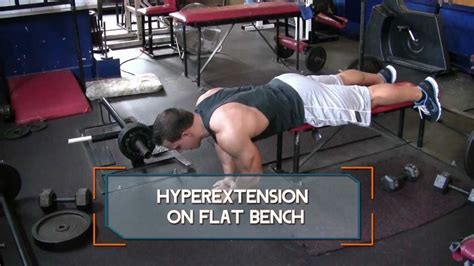 hyperextensions with no hyperextension bench hyperextensions with no hyperextension bench tập lưng