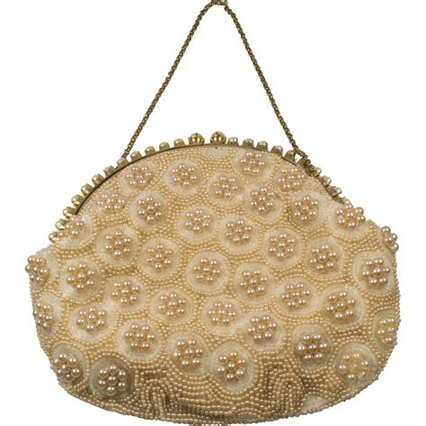 beaded evening purse jolles original heavily beaded evening bag purse from