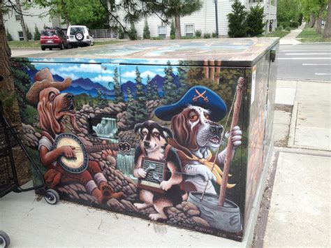 best artist in fort collins utility box fort collins co imgur alt