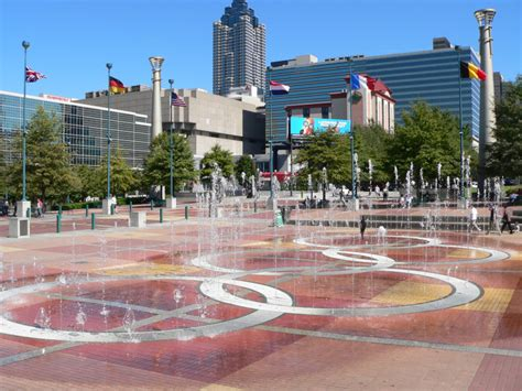 Uga Part Time Mba Atlanta by See Historical Centennial Olympic Park Our Traveling