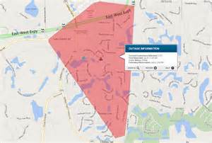 power restored after outage in waterford lakes area of orlando