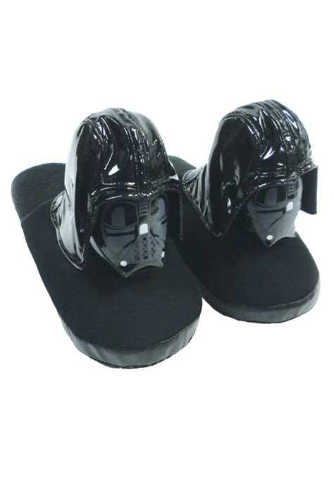 darth vader house shoes darth vader slippers 28 images character boys slippers darth vader ebay mens wars