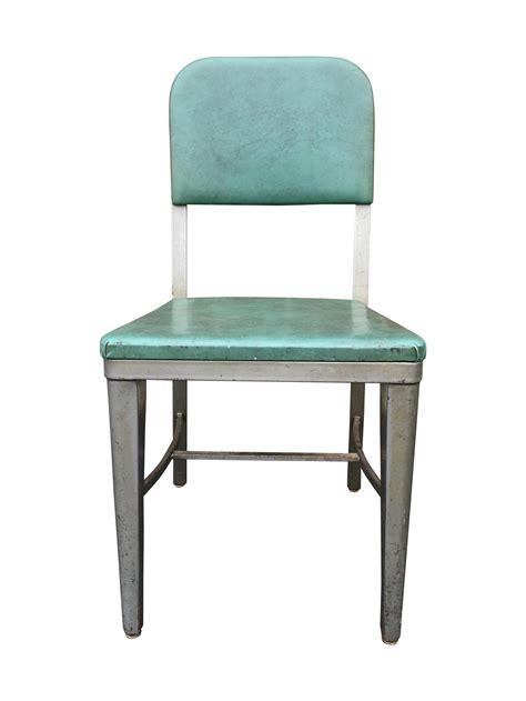 industrial metal desk chair vintage industrial metal desk chair chairish