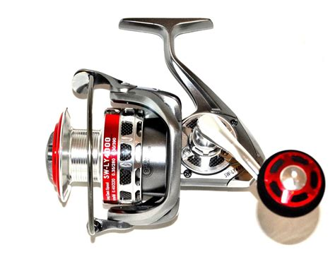 big game fishing reels saltwater new okiaya phantom ly4000 saltwater spinning sea