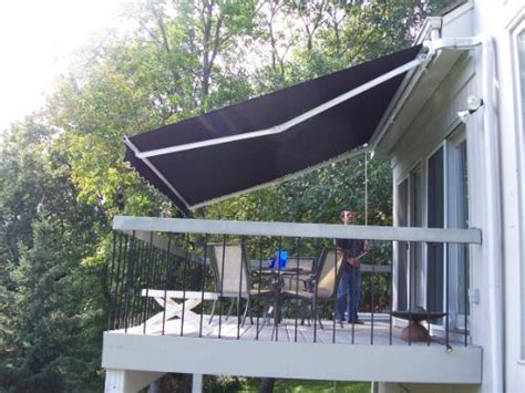 deck awnings prices aleko 174 retractable awning 13 x 10 patio awning 4m x 3m