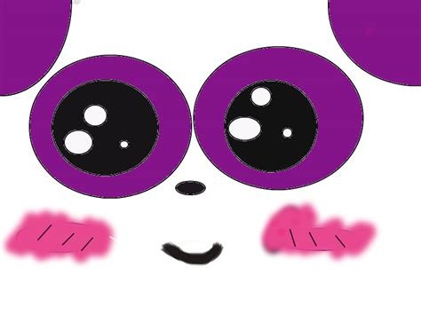panda a speedpaint drawing by chocorose123