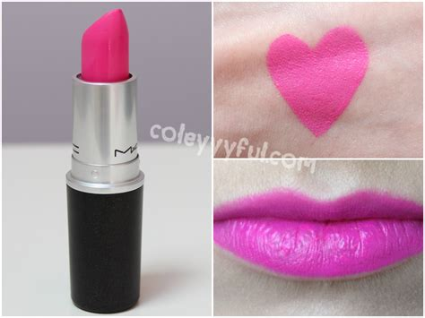 mac matte pink lipsticks coleyyyful a fashion top 10 bright