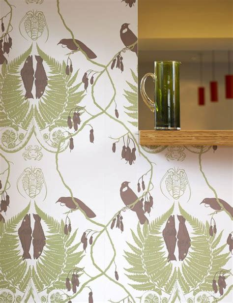 wallpaper design nz 17 best images about fantail print on pinterest paper
