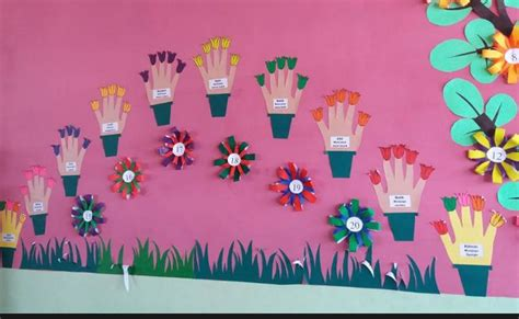membuat bunga dari kertas untuk paud cara membuat hiasan dinding kelas sekolah dasar dekorasi
