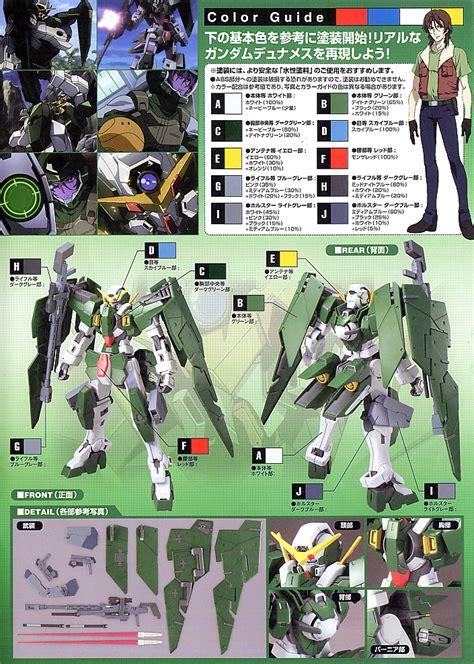 1 100 Gundam Dynames Bandai gundam 00 1 100 model kit gn 002 gundam dynames
