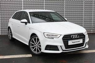 used 2017 audi a3 2 0 tfsi s line 5dr for sale in kent