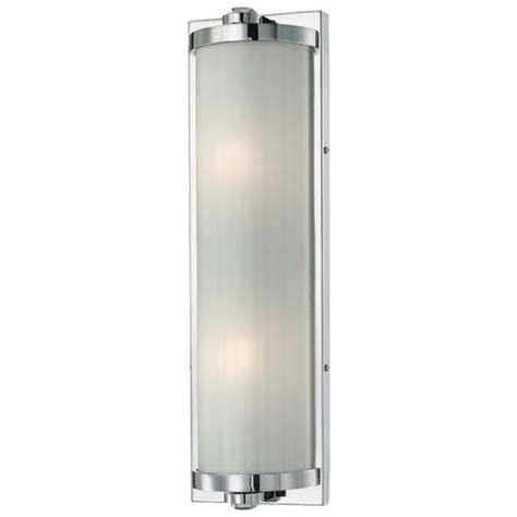 vertical fixtures or sconces mounted on either side of the hyllcastle chrome bathroom light vertical or horizontal