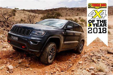 jeep grand trailhawk road 4x4 of the year 2018 3 jeep grand trailhawk