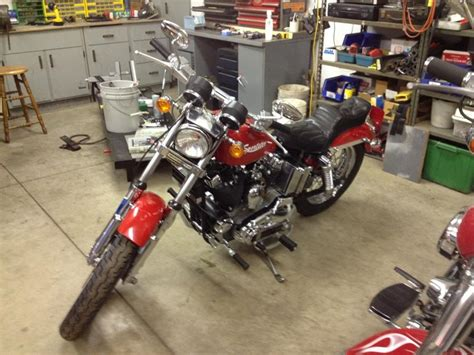 Looking For Pics Of An Original 76 Sportster Harley