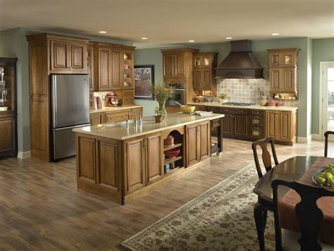 kitchens with wood floors 53 charming kitchens with light wood floors page 2 of 11