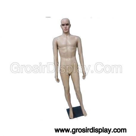 manekin patung cowo fiber pajangan display perlengkapan toko pakaian grosir display