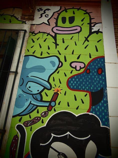 buenos aires street art  graffiti   worth