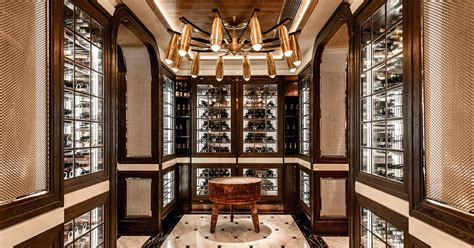 wine cellars design trend alert restaurant style wine cellars at home