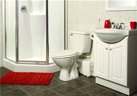 easy methods to do it yourself installing basement toilets