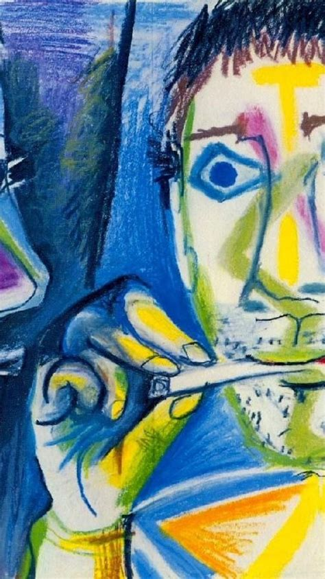 picasso paintings in chronological order artwork cigarettes pablo picasso traditional