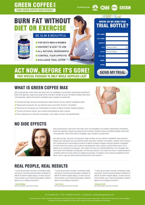 weight management websites best weight loss landing page design to maximize your