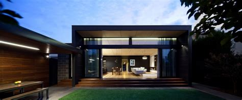 modern house extension designs inspiring visual break between old and new the hawthorn extension in melbourne