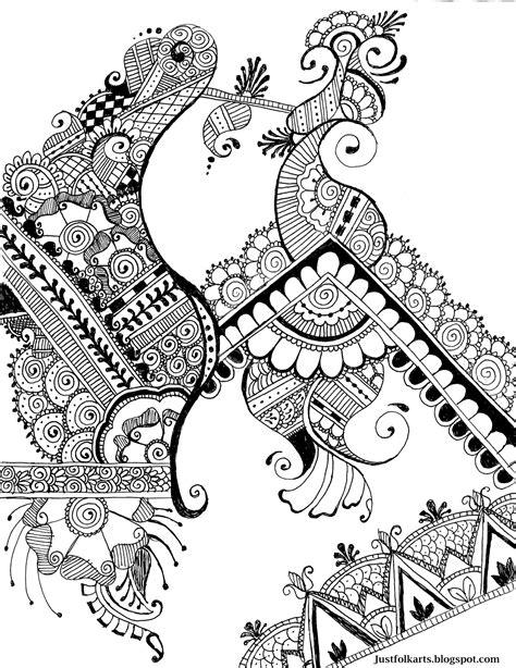 just folk art a word about henna tattoos