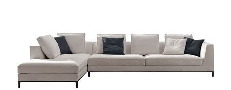 sofa lucrezia to size maxalto design by antonio
