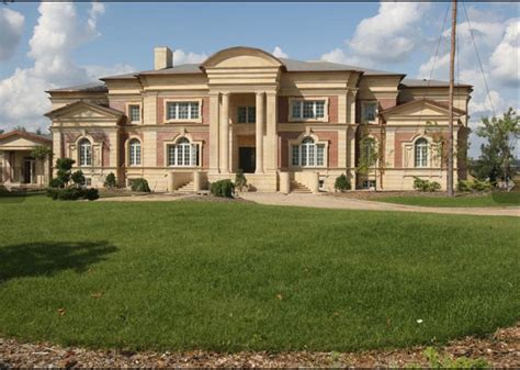 russia homes of the rich