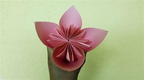comment faire une armoire en papier origami facile fleur en papier facile d coration comment faire une armoire en papier
