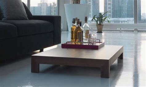 Contemporary Coffee Tables Linfa Design Low Living Room Table