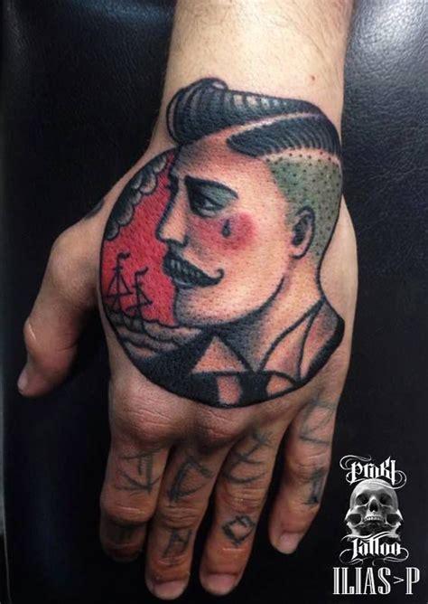 old tattoos lyrics heart in hand old school man tattoo google search inspiration