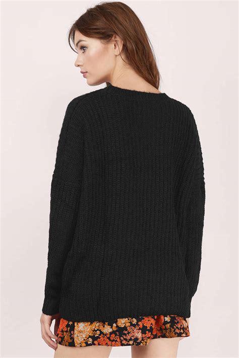 Sweater Barcelona cheap black sweater crew neck sweater 17 00