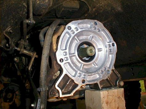 Jeep Aw4 Transmission Klune V Underdrive 4 1 Quot David Quot In A Xj