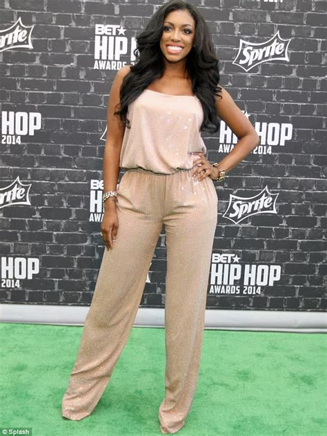 porsha williams atlanta housewives wardrobe porsha in the garage williams has admitted she could not