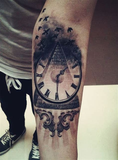 Tattoo Ideas Time | time flies tattoo best tattoo ideas designs