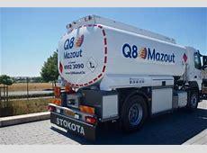 Mazout Q8 Becker, Hachiville - Erdölerzeugnisse, Benzin ... Hachiville Luxembourg