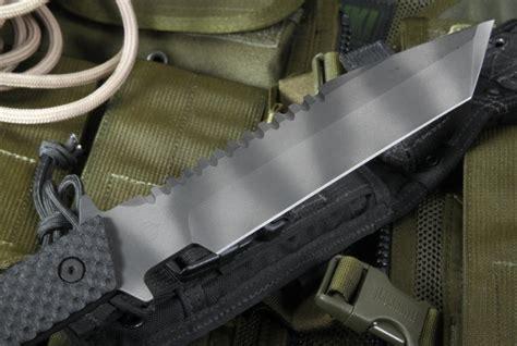 strider bt strider bt ss black gunner grip tactical fixed blade knife