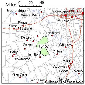 best place to live in hico zip 76457