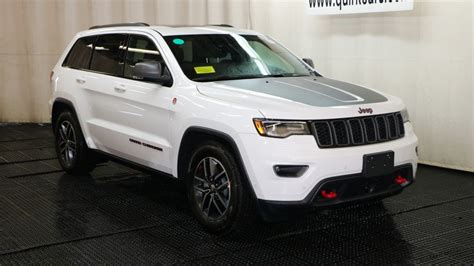 2018 Jeep Grand Trailhawk Sport Utility In