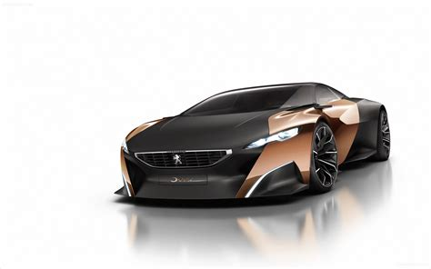 peugeot cars 2012 peugeot onyx concept 2012 widescreen exotic car wallpaper