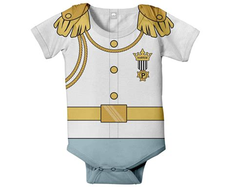 prince charming baby bodysuit personalized prince charming