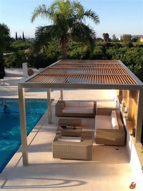 holz überdachung terrasse pergola markise 220 berdachte terrasse modern holz glas