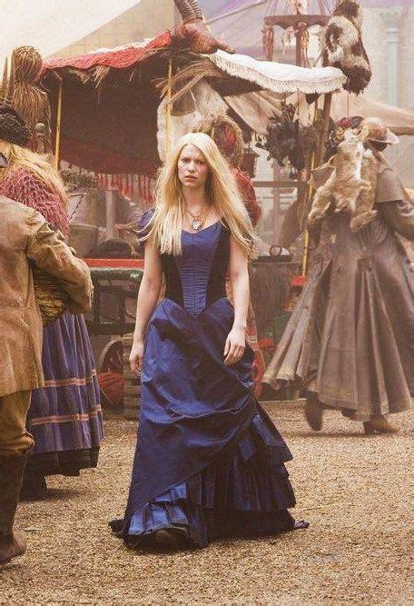 claire danes yvaine stardust claire danes s blue dress as yvaine stardust 2007