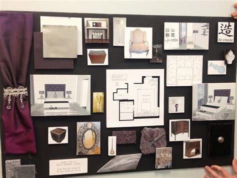 Home Design Board Presentation Board 2 Rsvp Design Services