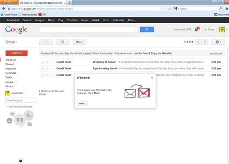 Gmail Email Id Search How To Do It How To Create New Email Id Step By Step