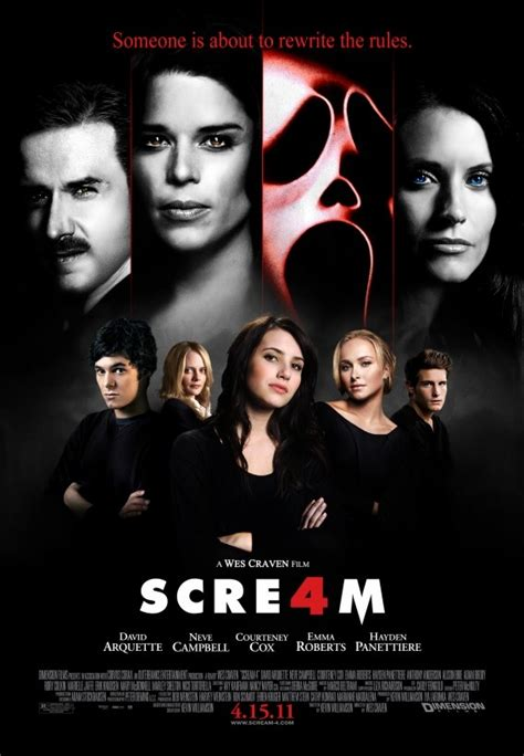 film horror hollywood scream 4 a fantastic reboot for the series hollywood